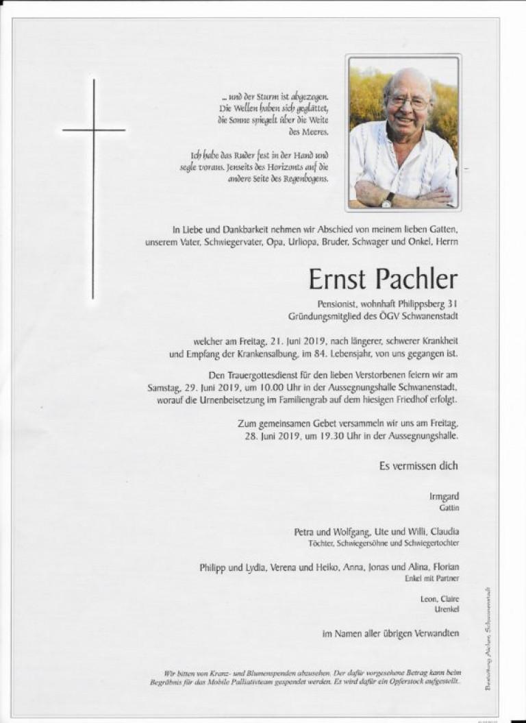 Parte Ernst Pachler